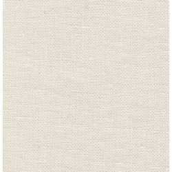 toile de lin Belfast Zweigart Blanc rosé réf. 2055