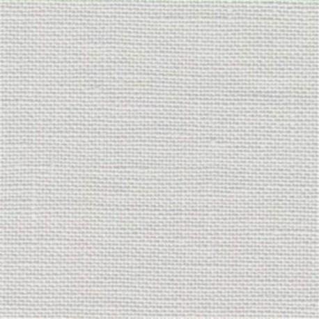lin à broder Belfast Zweigart Blanc grisé réf. 7011