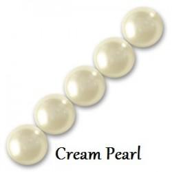 Les bracelets nacrés cream pearl