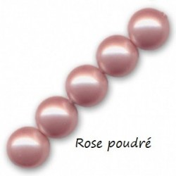 Les bracelets nacrés Rose Poudré Pearl