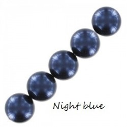Les bracelets nacrés night blue