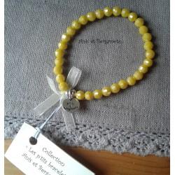 Les P'tits Bracelets coloris Jaune