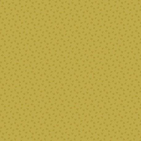 """collection """"Bijoux"""" Mustard Clover"""