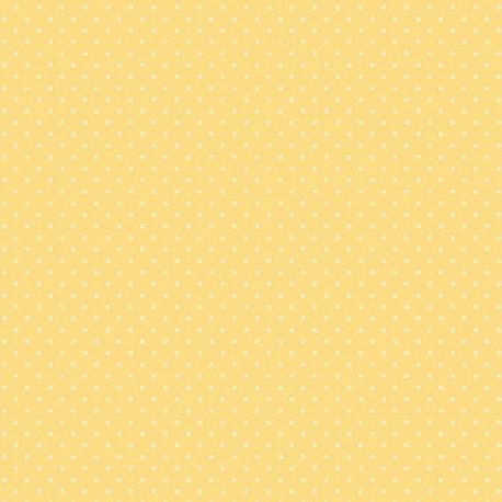 "collection ""Bijoux"" Fresh Apricot Square Dot"