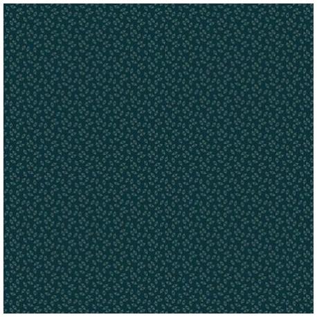 "tissu patchwork bleu collection ""Trinkets 2020"" ""Diamonds blue"""