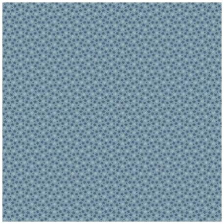 "tissu patchwork fleuri bleu collection ""Trinkets 2020"" ""blue meadow"""