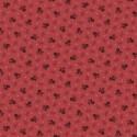 """collection """"Trinkets """" """"fleurs rouge fleurs"""""""