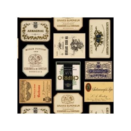 """Collection """"Les vins"""""""