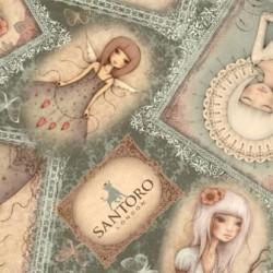Lost song Mirabelle par Santoro