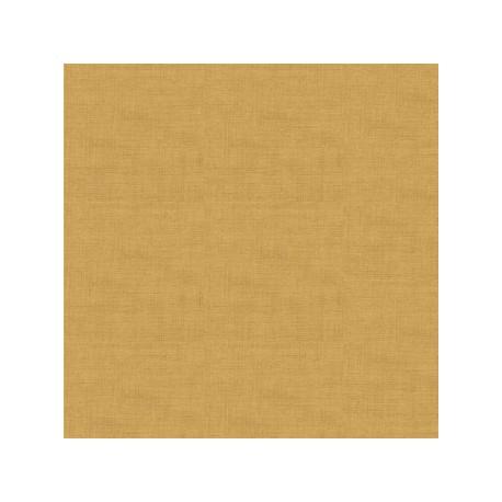tissu patchwork coloris jaune maïs collection Linen texture