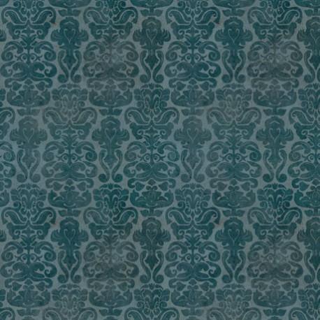 Gorjuss- Collection My Story- faux unis, bleu vert pétrole foncé