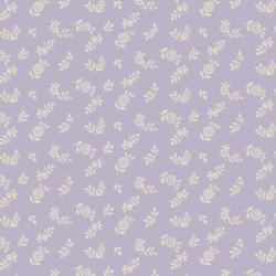 petit fleuri violet