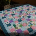 KIT Plaid patchwork printanier