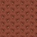 tissu patchwork ocre orange Buttermilk blossoms,