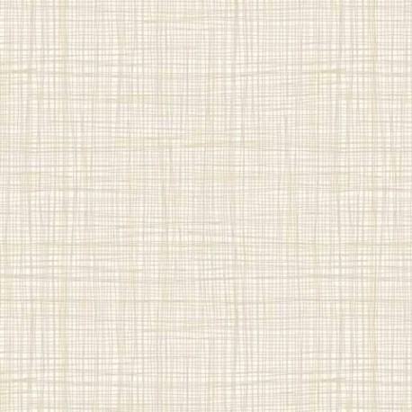 tissu patchwork beige rayé ton sur ton collection linéa