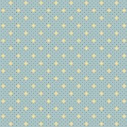 tissu patchwork fleuri benartex