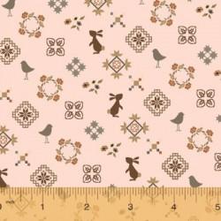 les tissus patchwork de la Collection french armoire de l'Atelier Perdu le lot