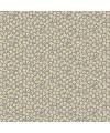 "tissu patchwork fleuri gris et vanille Collection ""Tealicious"" Anni Downs fleuri gris"