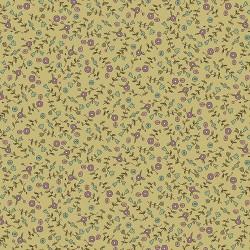 "Collection ""Tealicious"" Anni Downs petites fleurs vert clair"