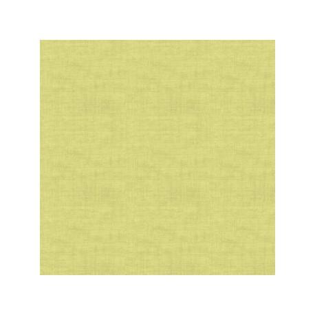 tissu patchwork vert uni collection Linen texture