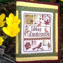 """""""Idées d'automne"""" grille et tuto de montage version PDF"""