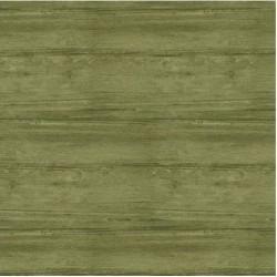 tissu patchwork, collection washed wood, effet bois, vert 8015
