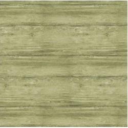 tissu patchwork, collection washed wood, effet bois, vert 8036