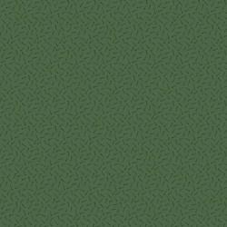 tissu patchwork vert foncé collection bijoux