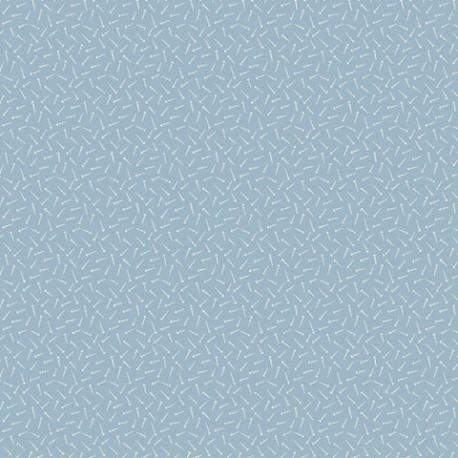 """tissu patchwork bleu collection """"Bijoux"""" Prussian Pyramid"""