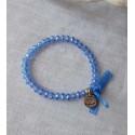 Les P'tits Bracelets coloris bleu saphir