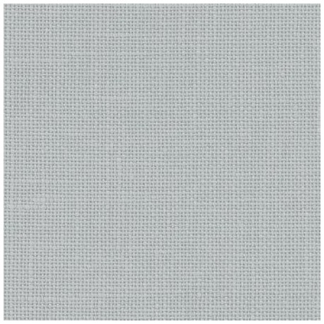 toile à broder Belfast de Zweigart gris bleuté réf. 705 au mètre