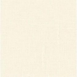 toile à broder Belfast de Zweigart, coloris coquille d'oeufs clair réf. 305 au mètre