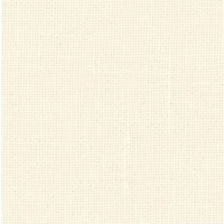 toile à broder Belfast de Zweigart coloris coquille d'oeufs réf. 305 au mètre