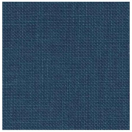 Toile à broder Belfast de Zweigart bleu réf. 578 au mètre