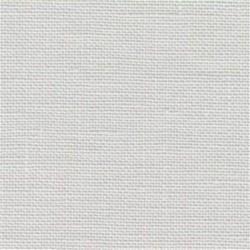 lin à broder Belfast Zweigart Blanc grisé réf. 7011 au mètre