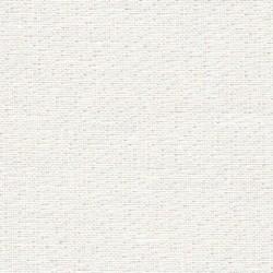 toile à broder Belfast de Zweigart coloris blanc fils irisés réf. 1111