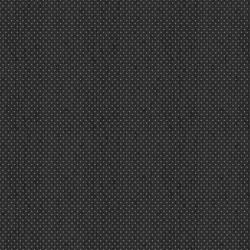 tissu patchwork noir marbré avec des pois rose