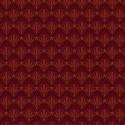 tissu patchwork fleurs de citrouille coloris rouge