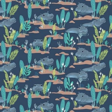 Collection congo hippo