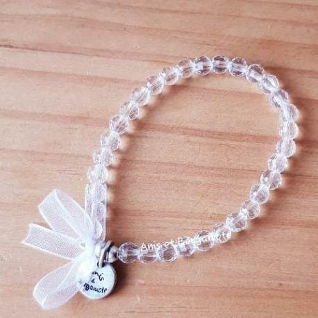 Les P'tits Bracelets coloris Cristal