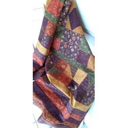 tissus patchwork d automne