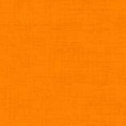 tissu patchwork uni orange Linen texture 2922