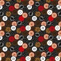 Tissu patchwork collection sewing mends the soul 9237-90