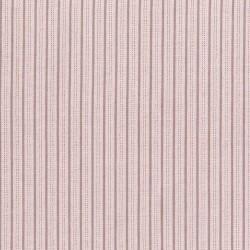 tissu patchwork Lynette Anderson rayé marron glacé sur fond clair High Meadow Farm