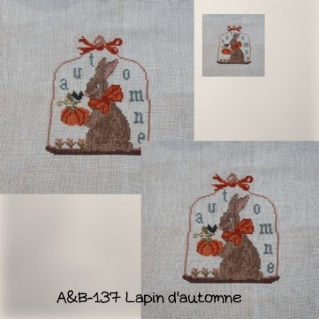 Lapin d'automne la fiche version PDF