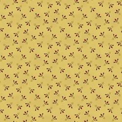 tissu patchwork-gratitude and grace kim diehl gold 9404-44