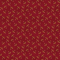 tissu patchwork-gratitude and grace kim diehl red 9404-88