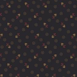 tissu patchwork-gratitude and grace kim diehl black 9405-99
