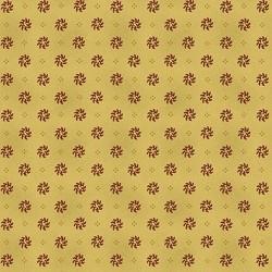 tissu patchwork-gratitude and grace kim diehl orange 08-30