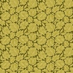 tissu patchwork-gratitude and grace kim diehl green 9408-66